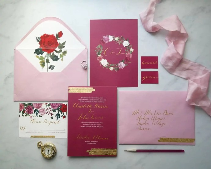 Ordering Your Wedding Stationery: Top Tips by a Pro