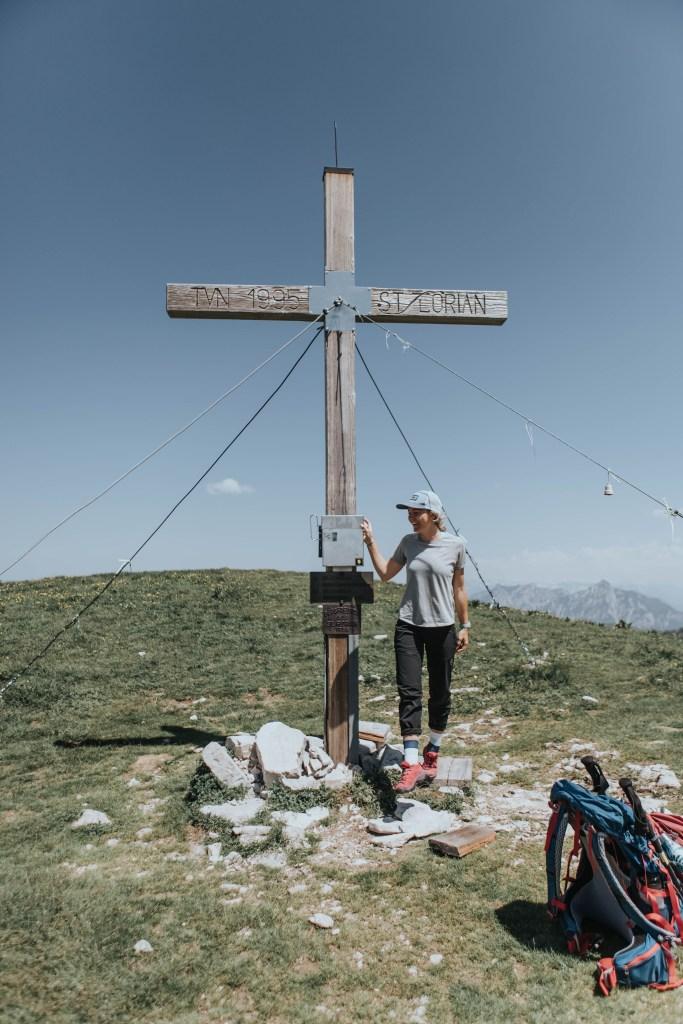 Hoher Zinken Gipfel – BergeSeen Trail