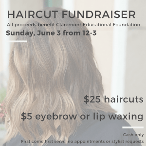 Haircut Fundraiser @ be Rosie Salon  | Claremont | California | United States