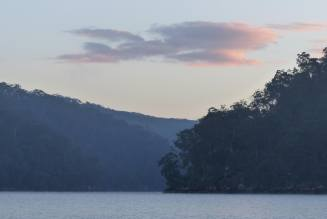 Dawn in Cowan Creek