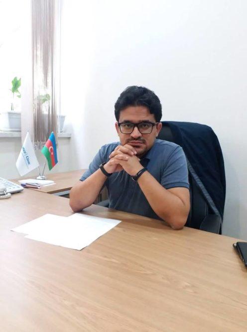 Dr. Əziz Mustafayev
