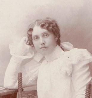 Hattie Brown - 1899