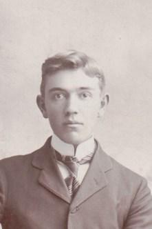 Tom Berrett - 1904