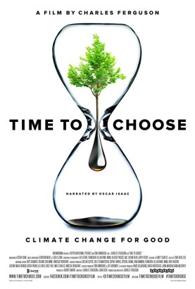 Environmental Justice Film Series presents Time to Choose