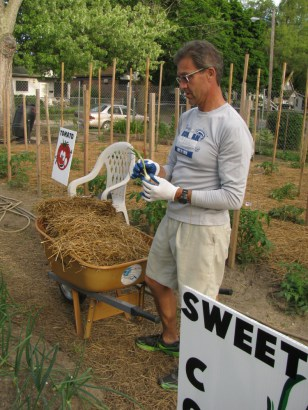 Saturday Gardening: Fresh Start Children's Garden @ Fresh Start Children's Garden | Benton Harbor | Michigan | United States