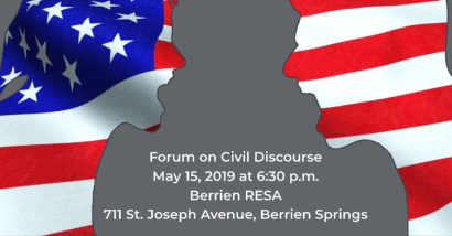 Forum on Civil Discourse @ Berrien RESA