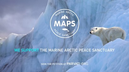 "Creative Conversations:  ""MAPS, the Marine Arctic Peace Sanctuary"" @ Berrien Unitarian Universalist Fellowship"