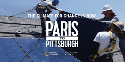 "Environmental Justice Film Series: ""Paris to Pittsburgh @ Berrien Unitarian Universalist Fellowship"