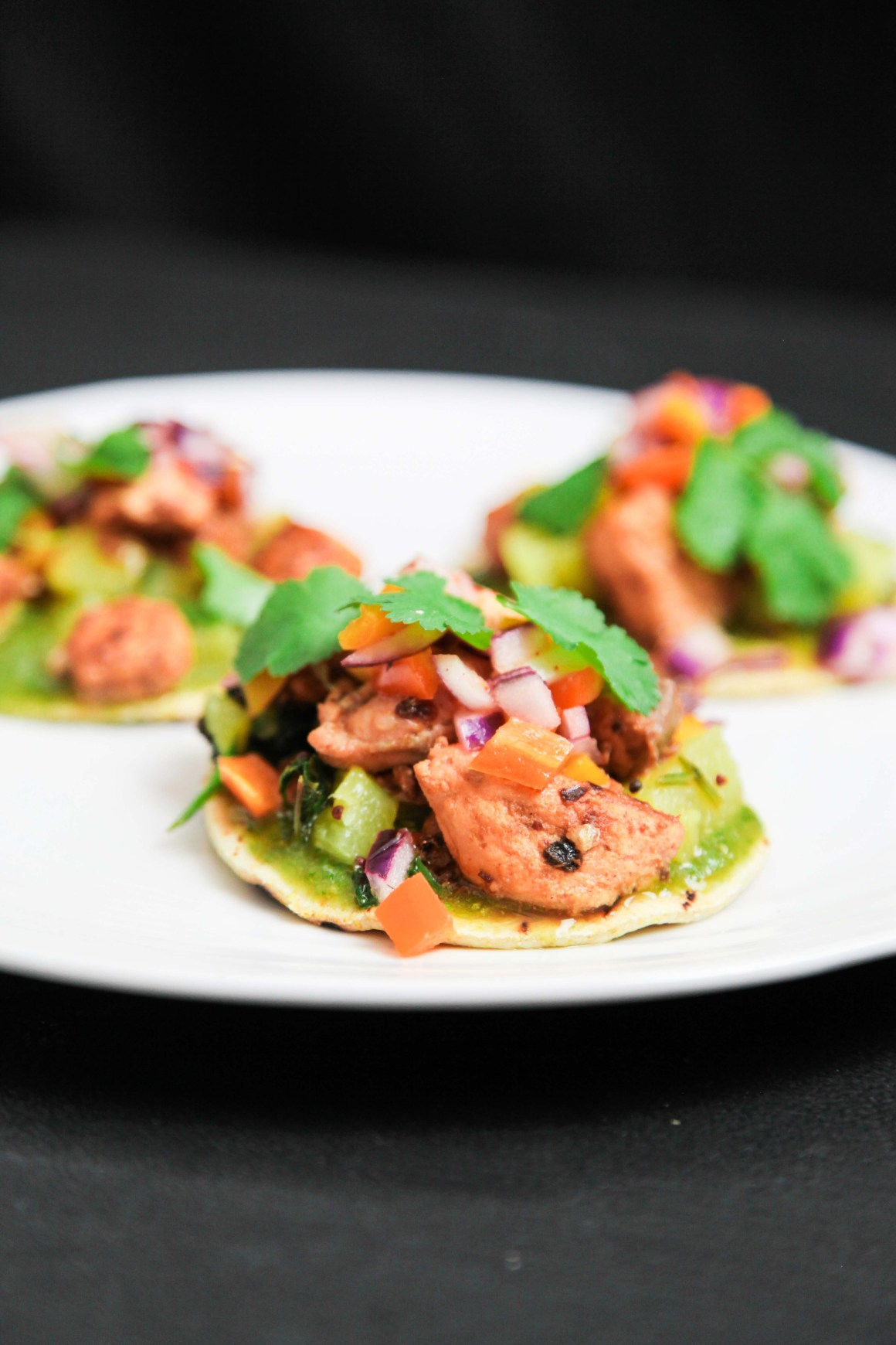 The Healthy Salmon Tacos that You Should Have Today