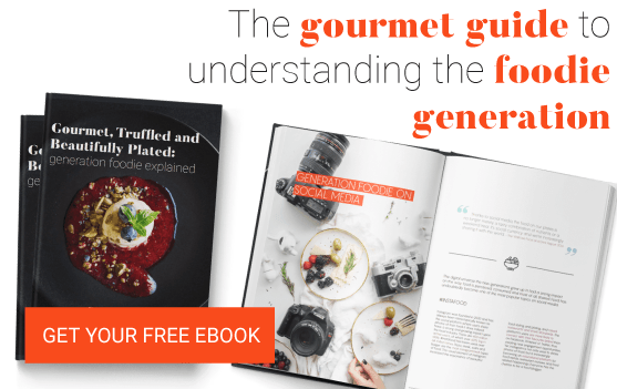 The gourmet foodie: a contemporary guide to eating. Get your free ebook.