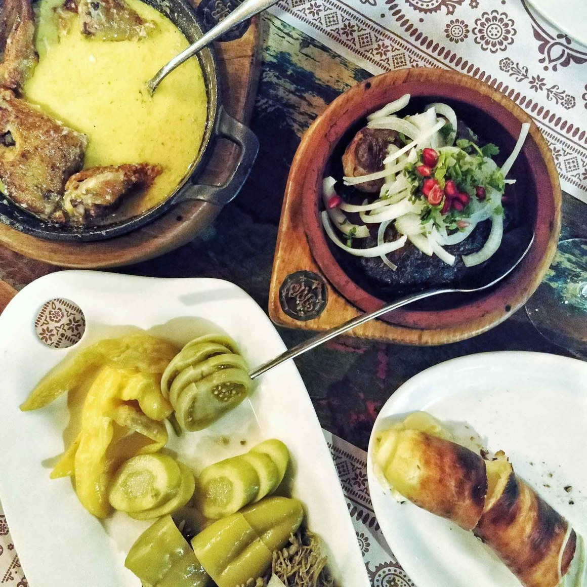 Trend Spotting: What is Georgian food and why you should try it