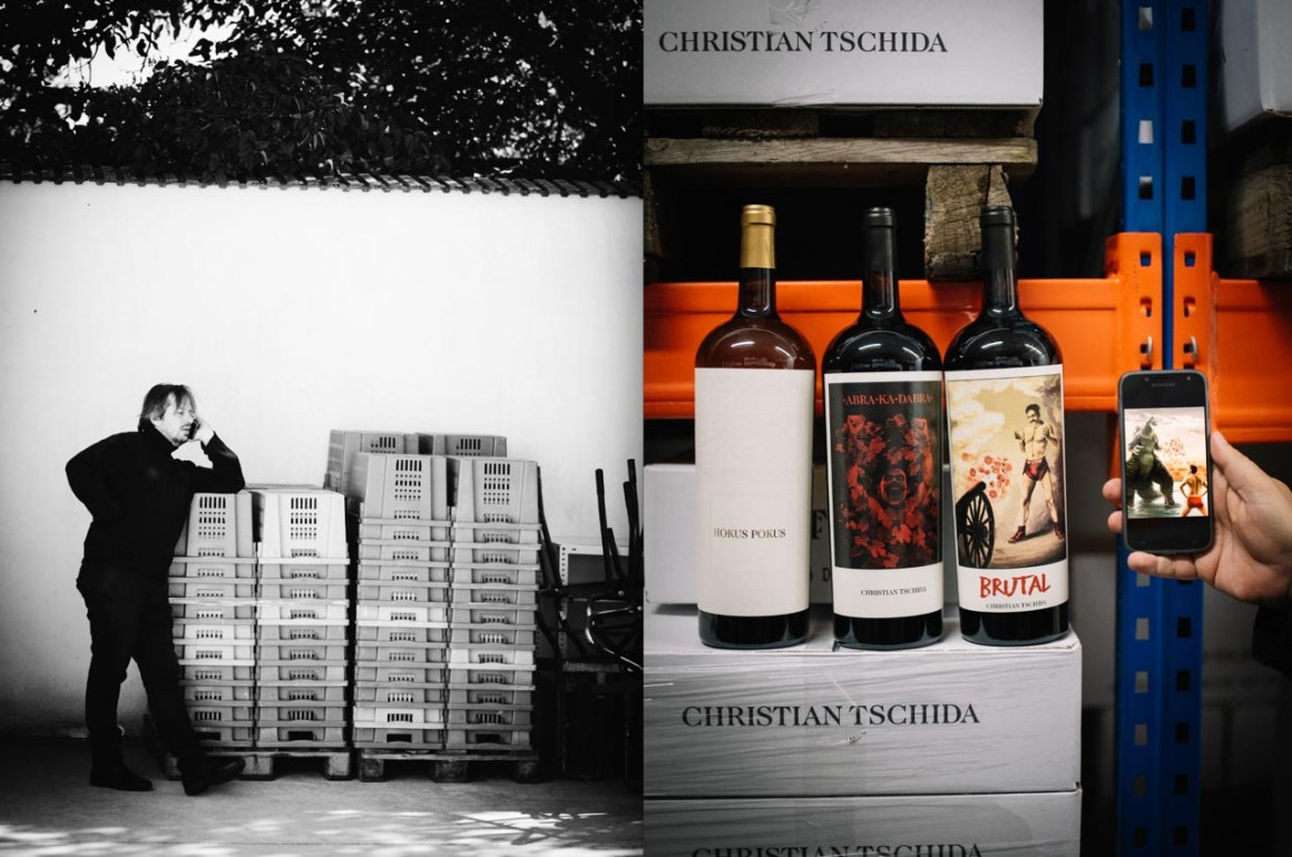 Berries and Spice | Christian Tschida - Stories from one of Austria's Best Natural Winemakers