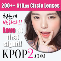 KPOP2 Cheap Colored Contacts
