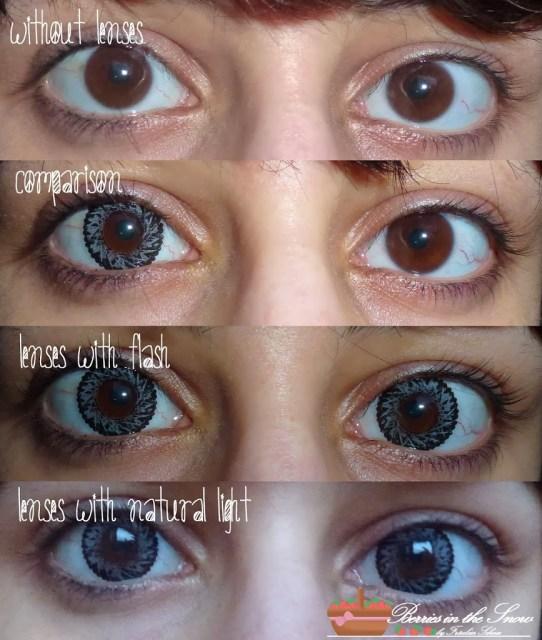 The Dolly Eye Circle S-9 Series