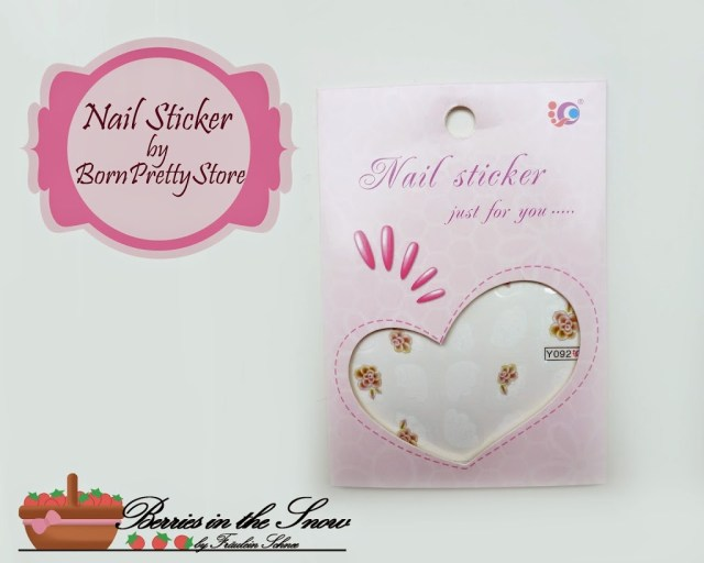 Lace Nail Art Water Decals Transfers Sticker