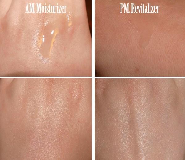 Beautiful A.M. Moisturizer and P.M. Revitalizer