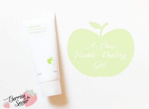 A'Pieu Apple Acid Visible Peeling Gel