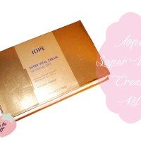 Review: Iope Super Vital Cream VIP Kit