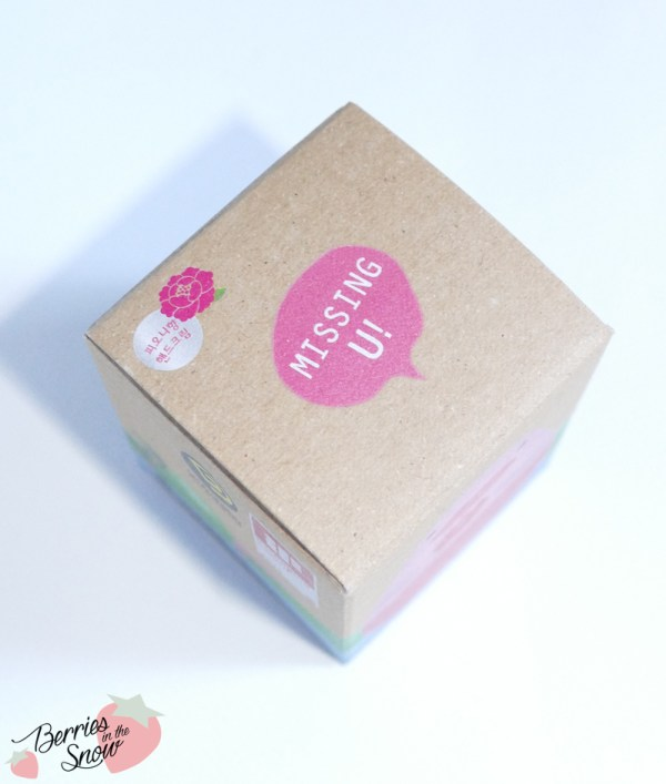 Etude House Missing U! Hand Cream Pink Dolphin