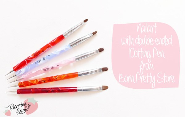 double-ended Dotting Pen