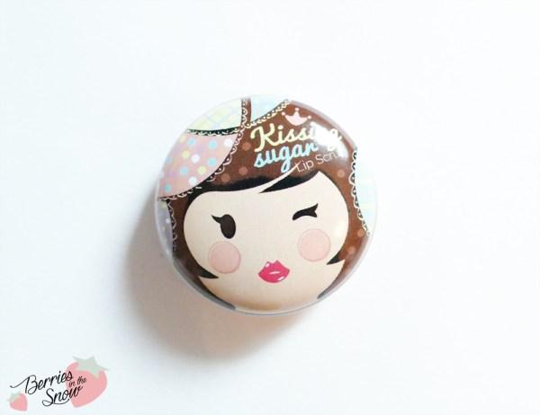 Shara Shara Kissing Sugar Lip Scrub