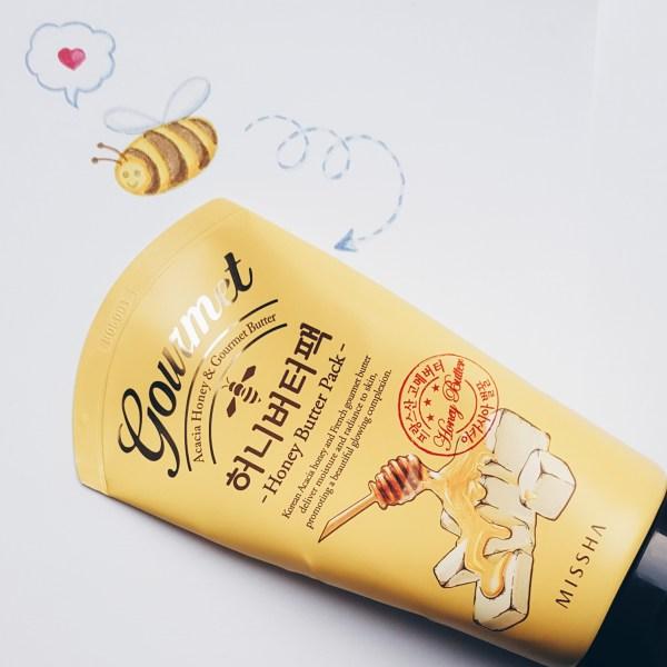 Missha Honey Butter Pack