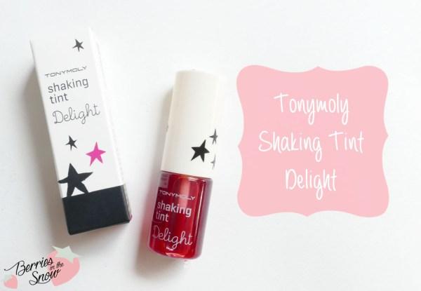 Tonymoly Shaking Tint Delight