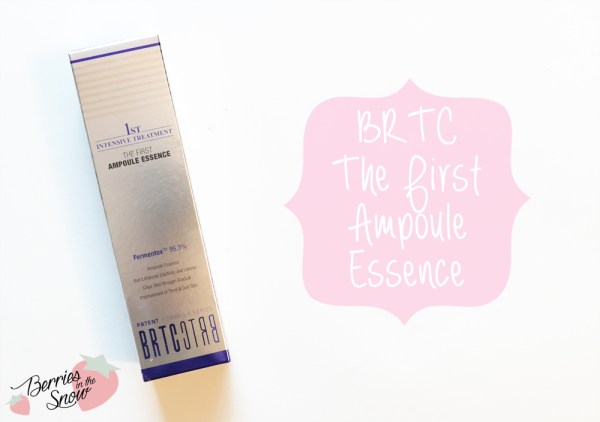BRTC The First Ampoule Essence
