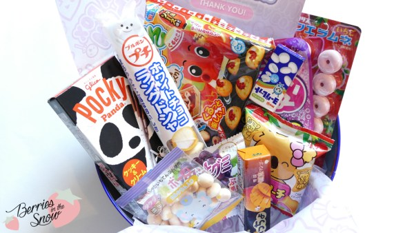 Japan Candy Box October 2015