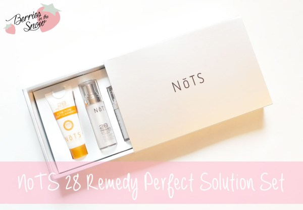 NoTS 28 Remedy