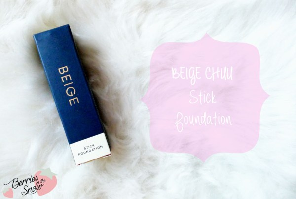 BEIGE CHUU Stick Foundation