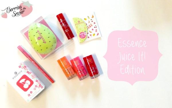 Essence Juice It Edition