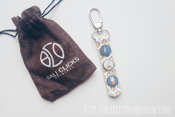 Bali Clicks Miffy Key Chain