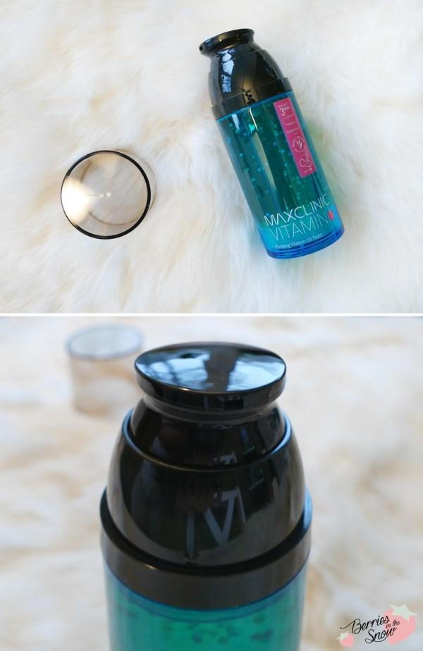MAXCLINIC Purifying Vitamin Oil Foam