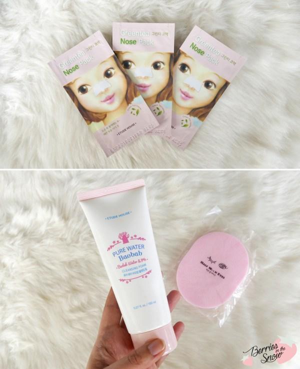 Inspire Me Korea Cleanse Me Beauty Box