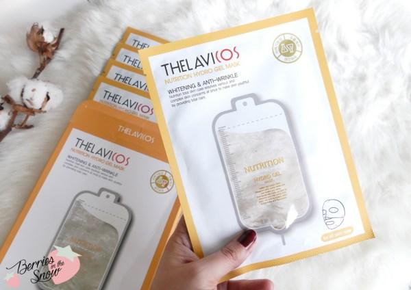 Thelavicos Nutrition Hydro Gel Mask
