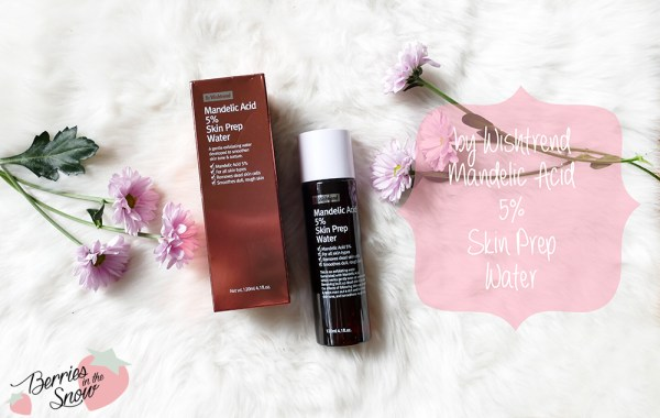 By Wishtrend Mandelic Acid %5 Skin Prep Water