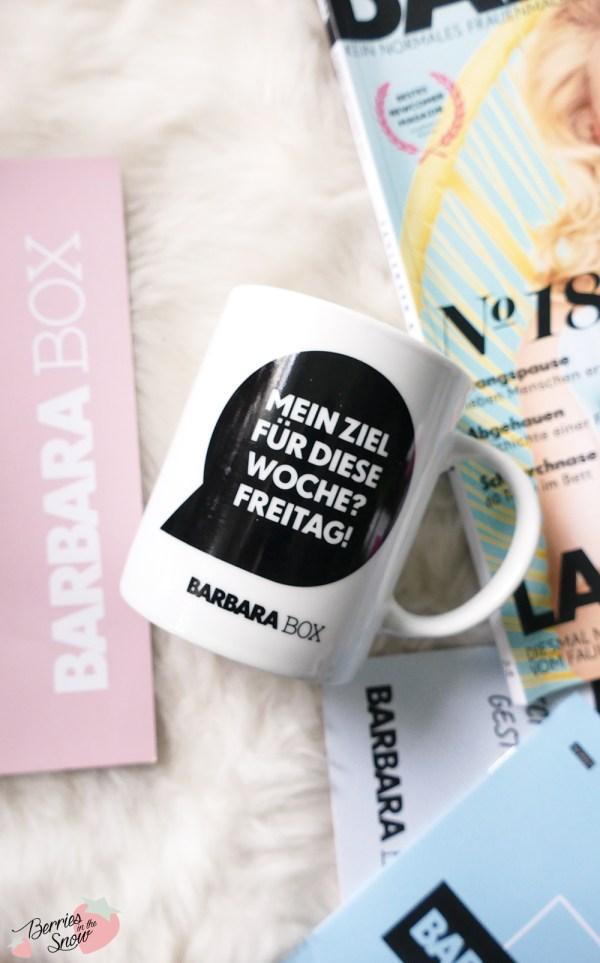 Barbara Box No. 3
