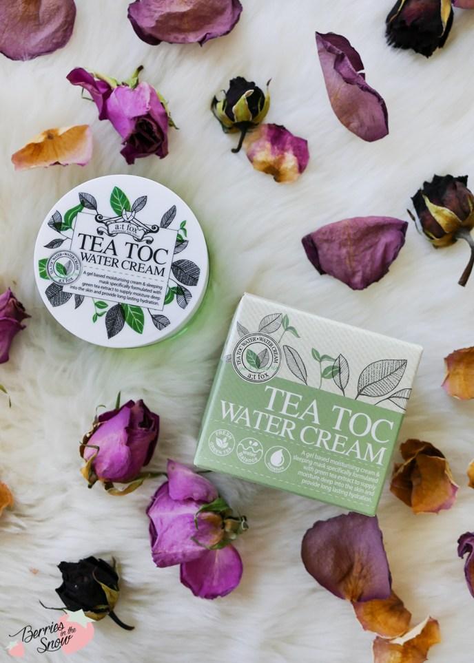 A;T Fox Tea Toc Water Cream