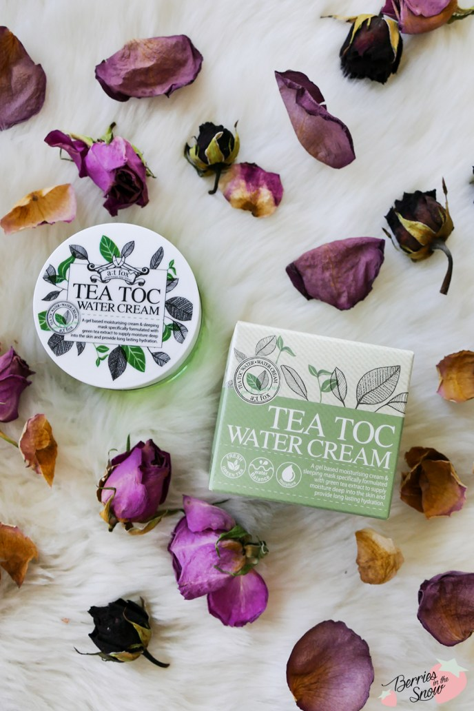A;T Fox Tea Toc Water Cream