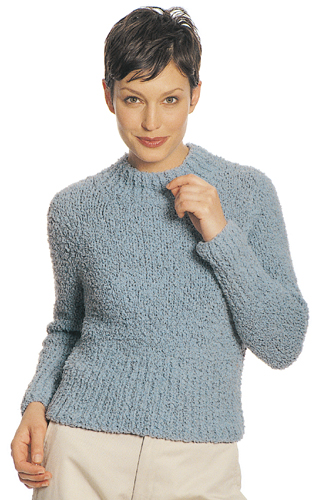 Sandy free sweater knitting pattern