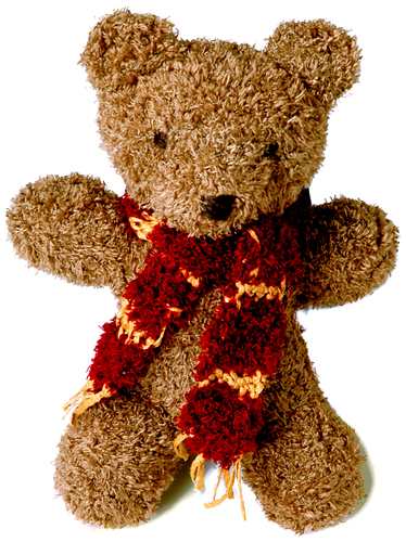 Harry Bear free knittingpattern