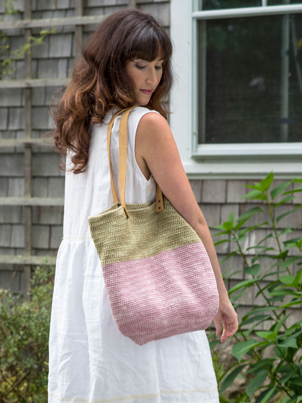 hauser free crochet bag pattern