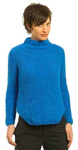 Sheri free sweater knitting pattern