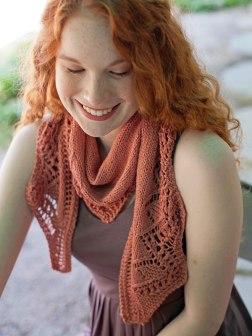 Bajada, knit in Maya