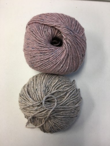 Iris and Sweet Briar in Color