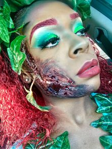 South Florida Halloween Makeup Artist