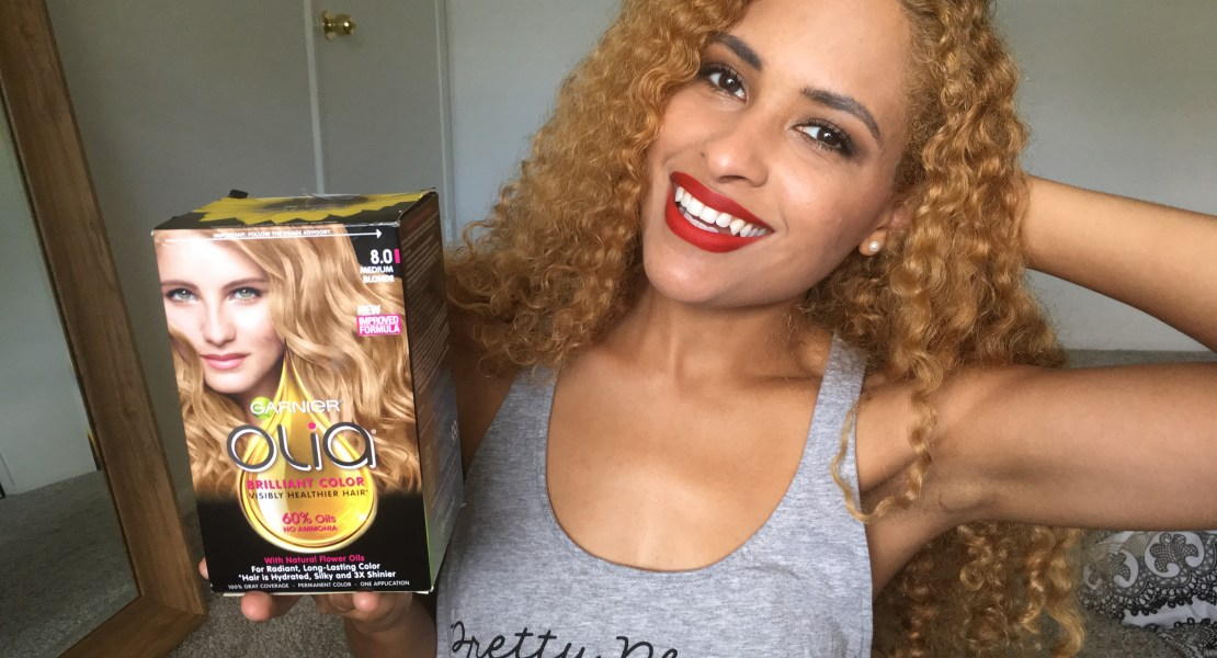 How to Use Garnier Olia