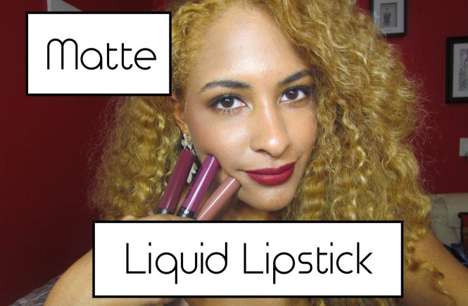 Best Matte Liquid Lipsticks