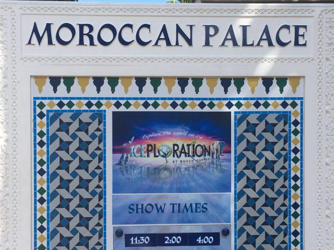 Busch Gardens Moroccan Palace